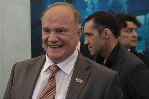 Kommunisten-Chef Gennadi Sjuganow - Russlands legitimer Präsident?